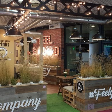 Stand design FREY Mapic 79Agency 2019
